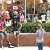 Photo -  Thousands of shoppers are turning out to shop at the Outlet Mall in Oklahoma City during the tax-free weekend. Photos by Paul Hellstern, The Oklahoman   PAUL HELLSTERN -  Oklahoman