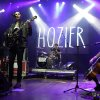 FILE - In this May 10, 2014 file photo, Andrew Hozier-Byrne of the band Hozier performs in concert during the Sweetlife Festival at Merriweather Post Pavilion in Columbia, Md. Hozier\'s