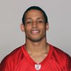 Photo -   FILE - This 2012 file photo shows Brent Grimes of the Atlanta Falcons NFL football team. Grimes is out for the year after an Achilles tendon injury in a 40-24 win at Kansas City, coach Mike Smith said Monday, Sept. 10, 2012. (AP Photo/File)