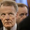 Photo - Illinois Speaker of the House Michael Madigan, D-Chicago, speaks to lawmakers during a Pension Committee hearing at the Illinois State Capitol Tuesday, Dec. 3, 2013, in Springfield, Ill. (AP Photo/Seth Perlman)
