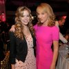IMAGE DISTRIBUTED FOR THE HOLLYWOOD REPORTER - Actress Dreama Walker, left, and Kathy Griffin pose for a photo at The Hollywood Reporter\'s 21st Annual Women in Entertainment Power 100 breakfast presented by Lifetime on Wednesday, Dec. 5, 2012 in Beverly Hills, Calif. (Photo by John Shearer/Invision for The Hollywood Reporter/AP Images)