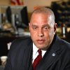 Michael Thompson, commissioner for the Oklahoma Department of Public Safety. Photo by Jim Beckel, The Oklahoman