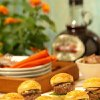 Photo - FOOD / BURGERS: Jug Sliders OLYMPUS DIGITAL CAMERA ORG XMIT: 0710021556465181