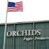 ORCHIDS PAPER COMPANY / BUILDING EXTERIOR: Orchids Paper Products Photo by Richard Mize, The Oklahoman ORG XMIT: KOD