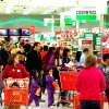 Photo - Shoppers maneuver through the crowds at Target to catch the day-after-Christmas holiday deals on Monday in Abilene, Texas. AP PHOTO  Joy Lewis