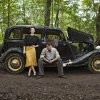 """Bonnie & Clyde (L to R) Holliday Grainger (""""Bonnie Parker"""") and Emile Hirsch (""""Clyde Barrow"""") star in the all-new miniseries, Bonnie & Clyde. Part-One premieres Sunday, December 8 at 8 pm followed by Part-Two on Monday, December 9, at 8 pm on Lifetime, History and A&E. Photo by Joseph Viles Copyright 2013"""