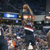 Portland Trail Blazers\' LaMarcus Aldridge (12) gets an open shot against the Sacramento Kings during the first half of an NBA basketball game in Sacramento, Calif., on Sunday, Dec. 23, 2012. (AP Photo/Steve Yeater)