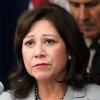 Photo - FILE - This Nov. 16, 2012 file photo shows Labor Secretary Hilda Solis speaking in Los Angeles. Solis has told colleagues she is resigning from Obama administration. (AP Photo/Richard Vogel, File)