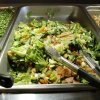 The selection of salads at Capers Mediterranean Buffet and Bistro includes tabouli, fatoosh, Persian and more. STEVE GOOCH - THE OKLAHOMAN