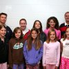 Tuttle middle School Students organized a money drive at their school for victims of Hurricane Katrina. front row: Lauren Bumgarner, Alex Luce, Kelsey Sorenson, Erin Walker, and Rachel Gierhart. Back Row: Rev. Scott Heusel of Tuttle United Methodist Church, Erin Reedy, Kourtney Bradbeary, Lyndi Steverson, and Mr. Jim Stewart, Principal of Tuttle Middle School. Community Photo By: Brasel Enterprises (with permission) Submitted By: Angela, Tuttle
