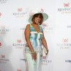 IMAGE DISTRIBUTED FOR LONGINES - Gayle King walks the Kentucky Derby Red Carpet, Saturday, May 3, 2014, in Louisville, Ky. Longines, the Swiss watchmaker known for its famous timepieces, is the Official Watch and Timekeeper of the 140th annual Kentucky Derby. (Photo by Diane Bondareff/Invision for Longines/AP Images)