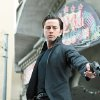 "Photo -  MOVIE: This film image released by Sony Pictures shows Joseph Gordon-Levitt in a scene from the action thriller ""Looper."" (AP Photo/Sony Pictures Entertainment) ORG XMIT: NYET498 ORG XMIT: OKC1208211800497191"