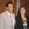 Two native Oklahomans who are also Native Americans say they are working against the dangerous attitude in much of Indian country that diabetes is inevitable. Actor Wes Studi, a member of the Cherokee Nation, and Caitlin Baker, a Muscogee Creek, told the Senate Indian Affairs Committee that they\'re encouraging fellow Indians to change their lives to prevent the disease that kills three times as many Native Americans as other people.