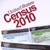 Copies of the 2010 Census forms are seen during a news conference Monday, March 15, 2010, in Phoenix to kickoff a national drive as Census forms are mailed to everyone. (AP Photo/Ross D. Franklin) ORG XMIT: AZRF106 ORG XMIT: OKC1003151430203068 ORG XMIT: 1003192225154265 ORG XMIT: KHFT9RV ORG XMIT: 1003242227508923