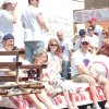 Clint Yates and family along with many former classmates of 1996, enjoy a hot ride upon their float celebrating the 100th Alumni Parade in Chandler May 27, 2006. Community Photo By: Steve Aylor Submitted By: Mitzi, Yukon