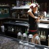 Madison Rial, a University of Oklahoma (OU) student, tends bar at O\'Connell\'s to help pay for her education on Wednesday, July 18, 2012 in Norman, Okla. Photo by Steve Sisney, The Oklahoman