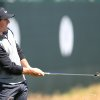 Photo - Rory McIlroy of Northern Ireland plays a shot onto the 5th green during a practice round ahead of the British Open Golf championship at the Royal Liverpool golf club, Hoylake, England, Tuesday July 15, 2014. The British Open starts on Thursday July 17. (AP Photo/Scott Heppell)