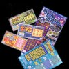 Newsroom 101. Kansas Lottery Tickets. Staff photo by Michael Downes.