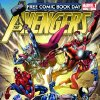 "Photo - The ""Avengers"" comic to be given away. Marvel Comics"
