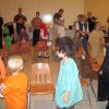 Children participate in the cake walk at the Family Fall Festival at First Christian Church in Guthrie. Community Photo By: Sharon Johnston Submitted By: Karen,