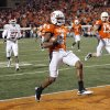 OSU\'s Justin Gilbert (4) runs a kick return for a touchdown in the fourth quarter during the Bedlam college football game between the University of Oklahoma Sooners (OU) and the Oklahoma State University Cowboys (OSU) at Boone Pickens Stadium in Stillwater, Okla., Saturday, Nov. 27, 2010. OU won, 47-41. Photo by Nate Billings, The Oklahoman