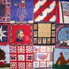 Sneak preview of the God Bless America contest quilts. Free Quilt Show March 28-29 at City Arts Center at OKC Fairgrounds Community Photo By: Judy Howard Submitted By: Judy, Okla. City, Okla