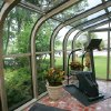 Sunroom of a home in north OKC Tues. May 2, 2009. Photo by Jaconna Aguirre, The Oklahoman