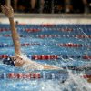 Edmond North\'s Ford Mitchell swims in the Boy\'s 200-yard IM during the state championship swim meet at Oklahoma City Community College, Friday, Feb. 17, 2012. Photo by Sarah Phipps, The Oklahoman
