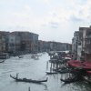 This July 15, 2012 photo shows Gondolas jockeying for position on the Grande Canale in the heart of Venice, Italy. To travel through northern Italy with a copy of Mark Twain's 1869 '\'The Innocents Abroad\', his classic \'record of a pleasure trip\'. It took him to the great sights of Europe and on to Constantinople and Jerusalem before he sailed home to New York. Such a trip would take far too big a chunk out of my holiday time. But, Milan, Florence and Venice, a mere fragment for Twain, was within my reach for a two-week vacation. (AP Photo/Raf Casert)