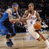 Oklahoma City\'s Eric Maynor (6) drives the ball past Delonte West (13) of Dallas in the second half during an NBA basketball game between the Oklahoma City Thunder and the Dallas Mavericks at Chesapeake Energy Arena in Oklahoma City, Thursday, Dec. 29, 2011. Oklahoma City won, 104-102. Photo by Nate Billings, The Oklahoman