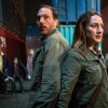 "Photo -  Silas Weir Mitchell and Bree Turner are shown in a scene from ""Goodnight, Sweet Grimm."" - Photo by: Scott Green/NBC"