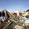 Tornado damage is pictured, Sunday April, 15, 2012. A tornado struck Woodward early Sunday morning. Photo by Sarah Phipps, The Oklahoman.
