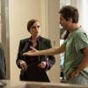 "Photo -  From left, Scott Wolf, Rachael Leigh Cook and Eric McCormack are shown in a scene from ""Perception."" - Photo by Trae Patton/TNT"