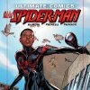 Photo - Miles Morales is featued on this variant cover to