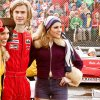 Chris Hemsworth plays English Formula 1 race driver James Hunt in Ron Howard\'s racing biopic