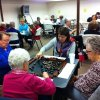 Play Your Best Cards, a fundraiser for Compassionate Hands, was Feb. 15 at First United Methodist Church in Yukon, with 132 players participating in games from bridge to Mah Jongg. Photo provided