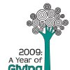 Photo - GRAPHIC / LOGO: 2009: A Year of Giving   (PROVIDED ART)