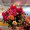Beautiful flower arrangements at the National Cowboy & Western Heritage Museum. (Photo by Helen Ford Wallace).