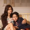 In this film image released by Pantelion Films, Eva Mendes, left, and Cierra Ramirez are shown in a scene from