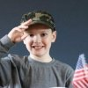Brendan Haas started the Soldier for a Soldier campaign last year, when he was just 9 years old. (Photo courtesy Soldier for a Soldier Facebook page)