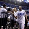 Oklahoma City\'s Kevin Durant (35) leaves the court following game five of the Western Conference semifinals between the Memphis Grizzlies and the Oklahoma City Thunder in the NBA basketball playoffs at Oklahoma City Arena in Oklahoma City, Wednesday, May 11, 2011. Photo by Sarah Phipps, The Oklahoman