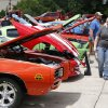 Car enthusiasts enjoyed a car show as part of the Made in Oklahoma Festival at the Reed Conference Center in Midwest City, OK, Saturday, May 31, 2014, Photo by Paul Hellstern, The Oklahoman