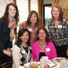 Claire Robison, Jennyfer Guebert, Staci Nash, Margaret McLain, Anne Terry. Photo by David Faytinger