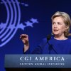 Photo - Former Secretary of State Hillary Rodham Clinton speaks at the annual gathering of the Clinton Global Initiative America Tuesday, June 24, 2014, at the Sheraton Downtown in Denver, (AP Photo/Brennan Linsley)