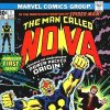 "Photo - ""The Man Called Nova"" comic book       ORG XMIT: 0802071418251042"