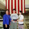 Sequoyah Middle School Enrichment Teacher Patti Butts and students, Dennis Bond and Frances May receive Chief Architect Faculty and Student Design Software. Chief Architect Software will greatly enhance the gifted and talented students learning experiences. The software was donated in loving memory of Jennifer Munholland by her family. Jennifer attended Sequoyah Middle School. Her family hopes the donation will enrich the learning experience of the students at Sequoyah for many years. Community Photo By: Carolyn Munholland Submitted By: Carolyn, Edmond