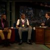 Thunder teammates Kevin Durant and James Harden were guests on Late Night with Jimmy Fallon in New York City. Tuesday, August 14, 2012.