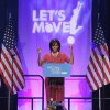 FILE - In this March 15, 2011, file photo, first lady Michelle Obama gestures while speaking speaks at the National League of Cities Conference about the Let\'s Move! initiative in Washington. Michelle Obama has a new look, both in person and online, and with the president\'s re-election, she has four more years as first lady, too. The first lady is trying to figure out what comes next for this self-described