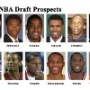 Photo - ** FILE  **     NBA BASKETBALL DRAFT, UNIVERSITY OF CALIFORNIA, LOS ANGELES:  In these file photos, top basketball prospects for the 2008 NBA Draft are shown. They are: top row from left; Tyler Smith, Tennessee; Mareese Speights, Florida; Ronald Steele, Alabama, Bryce Taylor, Oregon; Hasheem Thabeet, Connecticut; Ante Tomic, Croatia. Bottom row from left: Bill Walker, Kansas; Kyle Weaver, Washington State; Sonny Weems, Arkansas; Russell Westbrook, UCLA; D.J. White, Indiana; Mike Williams, Texas. (AP Photo/File) ** MAGS OUT. NO SALES, EDITORIAL USE ONLY ** ORG XMIT: NY285