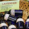 Lavender massage oil from Lavender Valley Acres in Apache, OK, was on sale at the Made in Oklahoma Festival at the Reed Conference Center in Midwest City, OK, Saturday, May 31, 2014, Photo by Paul Hellstern, The Oklahoman
